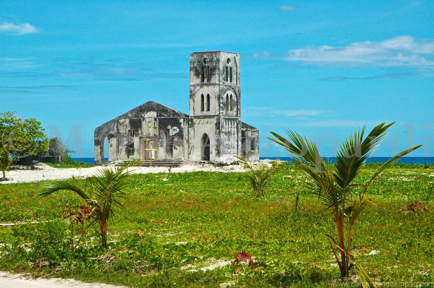 Church Samoa