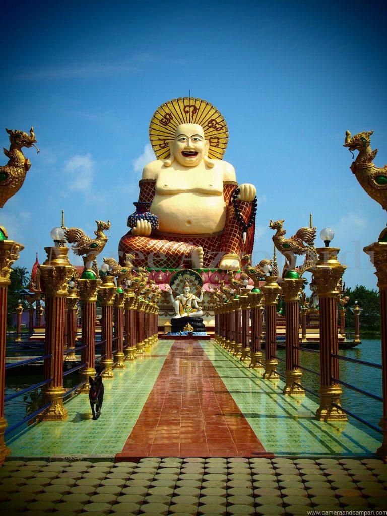 Buddha- Koh Samui