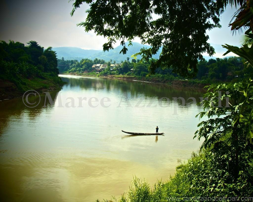 Nam Kahn Rive Luang Prabang